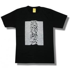 Tシャツ ジョイ・ディヴィジョン JOY DIVISION アンノウン・プレジャーズ Unknown Pleasures ロック バンド|alternativeclothing