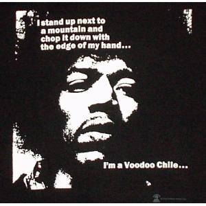 ジミ・ヘンドリックスTシャツ/Voodoo Chile/メンズ/黒/ロックT/バンドT alternativeclothing 02