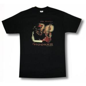 ジョン・リー・フッカー/ザ・ヒーラー/ブルースTシャツ/メンズ|alternativeclothing
