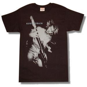 カート・コバーン/NIRVANA/ロックTシャツ/バンドTシャツ|alternativeclothing