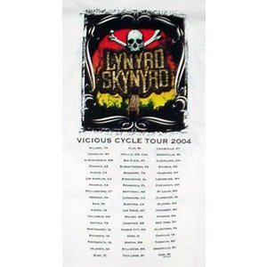 レイナード・スキナード/ロックTシャツ/Lynyrd Skynyrd/メンズ/バンドTシャツ|alternativeclothing|04