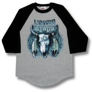 LYNYRD SKYNYRD/レイナード・スキナード/プラチナチケット・メンバー/七分袖Tシャツ/ロックTシャツ/バンドTシャツ|alternativeclothing