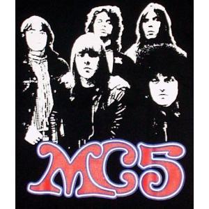 MC5/Motor City Five/ロックTシャツ/バンドTシャツ/黒|alternativeclothing|02