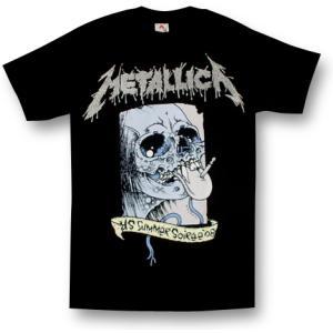 メタリカ/METALLICA/メンズ/黒/バンドTシャツ/ロックTシャツ|alternativeclothing