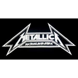 メタリカ/METALLICA/ロゴ/ロックTシャツ/バンドTシャツ/メンズ/レディース/黒|alternativeclothing|02