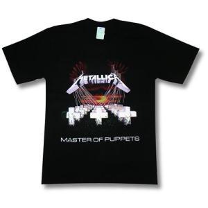 メタリカ/マスター・オブ・パペッツ/MASTER OF PAPPETS/ロックTシャツ/バンドTシャツ/METALLICA/|alternativeclothing
