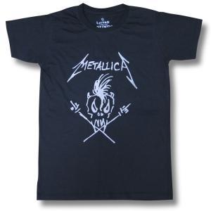 メタリカ METALLICA メンズ ロックTシャツ バンドTシャツ alternativeclothing