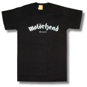 モーターヘッド/MOTORHEAD/Tシャツ/beast/ロックT/バンドT|alternativeclothing