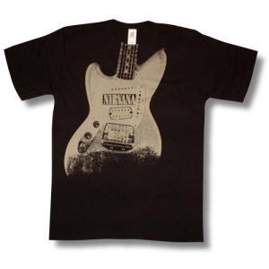NIRVANA/ニルヴァーナ/ギターTシャツ/カート・コバーン/ロックTシャツ/バンドTシャツ|alternativeclothing