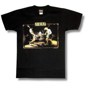 NIRVANA /ニルヴァーナ/ライブ/ロックTシャツ/バンドTシャツ|alternativeclothing