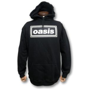 オアシス/OASIS/メンズ/パーカー/ブラック|alternativeclothing