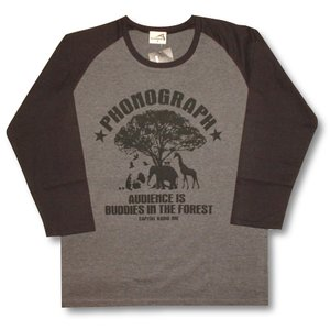 ★ PHONOGRAPH七分袖Tシャツ alternativeclothing