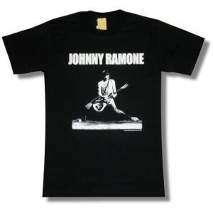 Tシャツ ラモーンズ RAMONES ジョニー・ラモーン JOHNNY RAMONE メンズ レディース ロック バンド|alternativeclothing