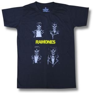 Tシャツ RAMONES ラモーンズ スカル メンズ ロック バンド|alternativeclothing