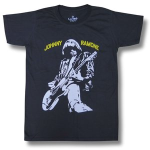 Tシャツ RAMONES ラモーンズ ジョニー メンズ ロック バンド|alternativeclothing