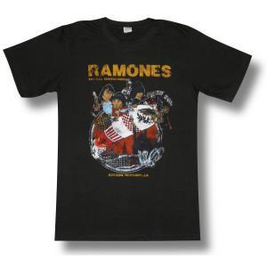 ラモーンズ/RAMONES/Gotzon Hermosilla/メンズ/レディース/ロックTシャツ/バンドTシャツ|alternativeclothing