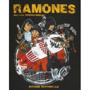 ラモーンズ/RAMONES/Gotzon Hermosilla/メンズ/レディース/ロックTシャツ/バンドTシャツ alternativeclothing 03