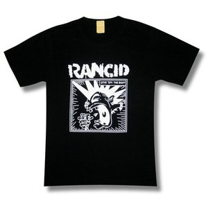 RANCID/ランシド/モヒカン/レディース/メンズ/パンク/ハードコア/ロックTシャツ/バンドTシャツ|alternativeclothing