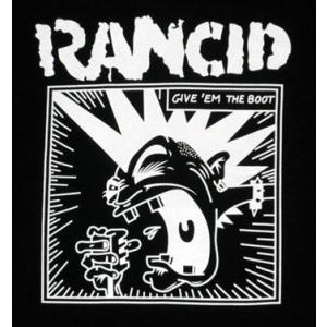 RANCID/ランシド/モヒカン/レディース/メンズ/パンク/ハードコア/ロックTシャツ/バンドTシャツ|alternativeclothing|03