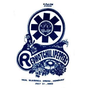レッチリ'02ホノルル・ツアー/RED HOT CHILI PEPPERS/ホワイト/ロックTシャツ/バンドTシャツ/メンズ/レディース|alternativeclothing|04
