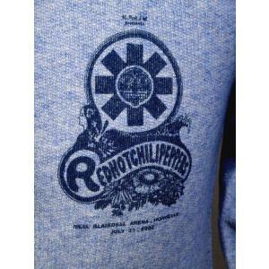 レッチリ/ホノルル・ツアー'02/ジップアップ/パーカー/メンズ/ヘザーブルー/RED HOT CHILIPEPPERS|alternativeclothing|03