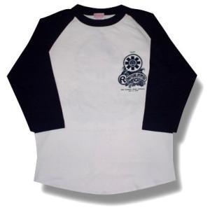 レッチリ/ラグランTシャツ/'02ホノルル・ツアー/七分袖/ロックTシャツ/バンドTシャツ|alternativeclothing|02