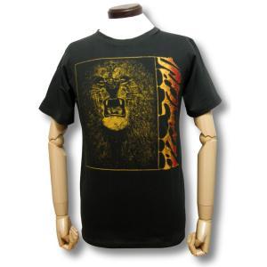 SANTANA/サンタナ/チャコール/メンズ/レディース/ロックTシャツ/バンドTシャツ/半袖|alternativeclothing