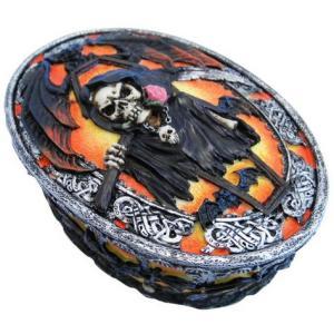 スカル/死神/グリム/スケルトン/髑髏/ドクロ/ガイコツ/骸骨/ケース/グリムリーパー|alternativeclothing