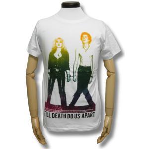 シド&ナンシー/Tシャツ/Sid&Nancy/白/sex pistols/セックス・ピストルズ/メンズ/レディース/バンドTシャツ|alternativeclothing