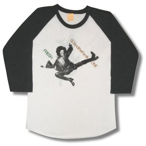 スライ&ザ・ファミリーストーン/ラグラン七分袖Tシャツ/メンズ/レディース/ロックTシャツ/バンドTシャツ|alternativeclothing