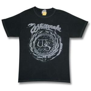 ホワイトスネイク/WHITE SNAKE/ロックTシャツ/バンドTシャツ/メンズ alternativeclothing
