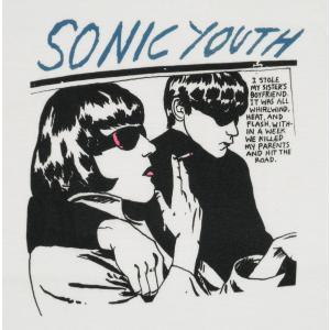 Tシャツ ソニックユース GOO 白 カラー  SONIC YOUTH ホワイト ロックT バンドT メンズ レディース 半袖|alternativeclothing|02
