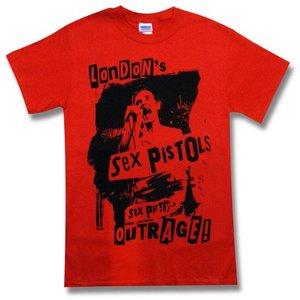セックス・ピストルズ/ジョニー・ロットン/SEX PISTOLS/メンズ/ロックTシャツ/バンドTシャツ|alternativeclothing