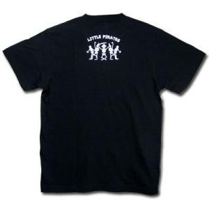 海賊ネコTシャツ/メンズ/レディース|alternativeclothing|03
