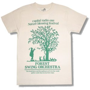 FOREST/フォレスト/生成/ナチュラル/キャピタルレディオワン/Tシャツ|alternativeclothing