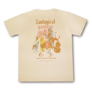 ZOO/どうぶつバンドTシャツ/メンズ/レディース/ alternativeclothing