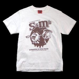 s&m's ver.2 Tシャツ/メンズ/レディース|alternativeclothing