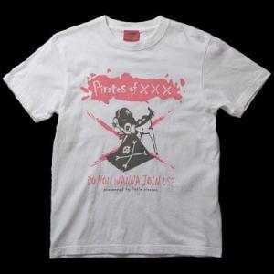 海賊バンビTシャツ/メンズ/レディース|alternativeclothing