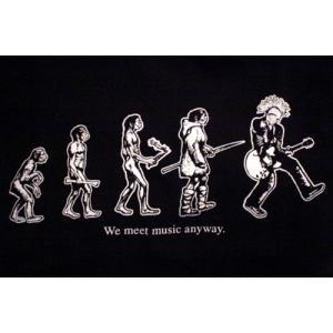 ★ 進化2Tシャツ/CAPITAL RADIO ONE(黒)|alternativeclothing|04