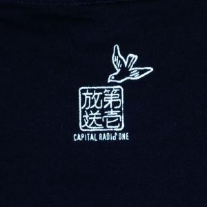 餅つきウサギTシャツ/ネイビー/うさぎ/キャピタルレディオワン/メンズ/レディース|alternativeclothing|02