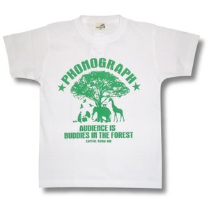 ★PHONOGRAPHTシャツ|alternativeclothing