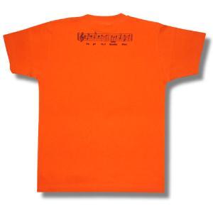 カセットテープ世代Tシャツ/キャピタルレディオワン/メンズ/レディース/オレンジ/|alternativeclothing|02