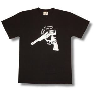 ★ピストル&ターゲットTシャツ|alternativeclothing