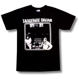 タンジェリン・ドリームTシャツ/メンズ/S/ロックTシャツ/バンドTシャツ|alternativeclothing