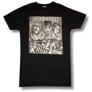 Jethro Tull/ジェスロ・タル/STAND UP/ロックTシャツ/バンドTシャツ/メンズ|alternativeclothing