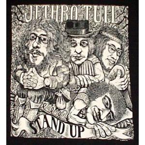 Jethro Tull/ジェスロ・タル/STAND UP/ロックTシャツ/バンドTシャツ/メンズ|alternativeclothing|02