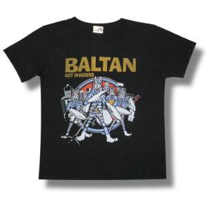 ウルトラマン/バルタン星人/黒/ロックTシャツ/Capital Radio One/キャピタル・レディオ・ワン/メンズ/レディース|alternativeclothing