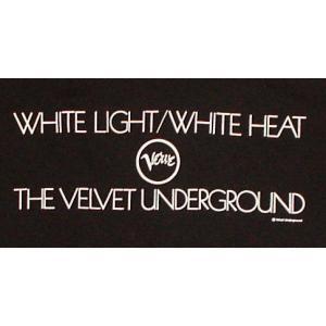 ヴェルヴェット・アンダーグラウンド/ホワイトライトホワイトヒート/ロックTシャツ/バンドTシャツ|alternativeclothing|02