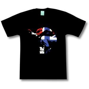 ピート・タウンゼンド/ユニオン・ジャック/ザ・フー/THE WHO/ロックTシャツ/バンドTシャツ|alternativeclothing
