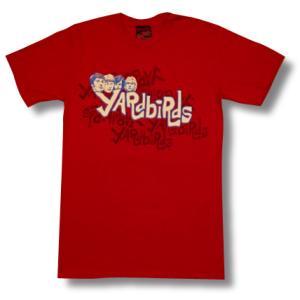 YARDBIRDS/ヤードバーズ/ロックTシャツ/メンズ/バンドTシャツ|alternativeclothing